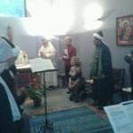 19 janvier 2014, Oratoire du Couvent dominicain, Paris 75013
