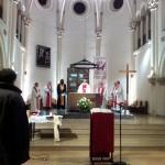 22 janvier 2013 - Chapelle du Saint Sacrement, Paris