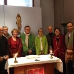 25 janvier 2015, Oratoire du Couvent dominicain, Paris 75013