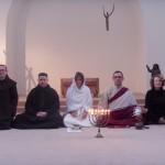 Retraite interreligieuse - 2 décembre 2011 - Centre Spirituel des Freres Carmes d'Avon