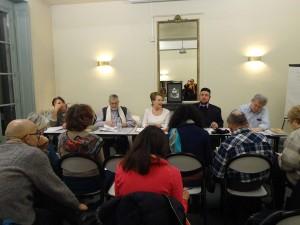 Rencontre du 5 février 2014