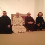 Retraite interreligieuse - 19 décembre 2014 - Centre Spirituel des Frères Carmes d'Avon