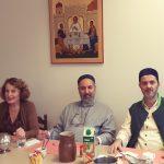 Retraite 2018 - Paula Kasparian, Abdel Hafid Benchouk, Enris Qinami