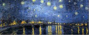 """Vincent Van Gogh : """"Nuit étoilée"""""""
