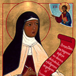 Sainte Thérèse d'Avila (1515-1582)