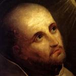 """Saint Jean de la Croix (1542-1591) : """"Nada, nada, nada"""" dit-il, l'ouverture à Dieu va de pair avec l'évacuation du monde. L'homme peut alors être dans le monde, sans être du monde."""