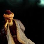 Djallal ad-Din Muhammad Rumi, (1207-1273), poète et mystique perse, fondateur des Derviches tourneurs
