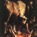 Conversion de Saül sur le chemin de Damas (saint Paul) par le Caravage
